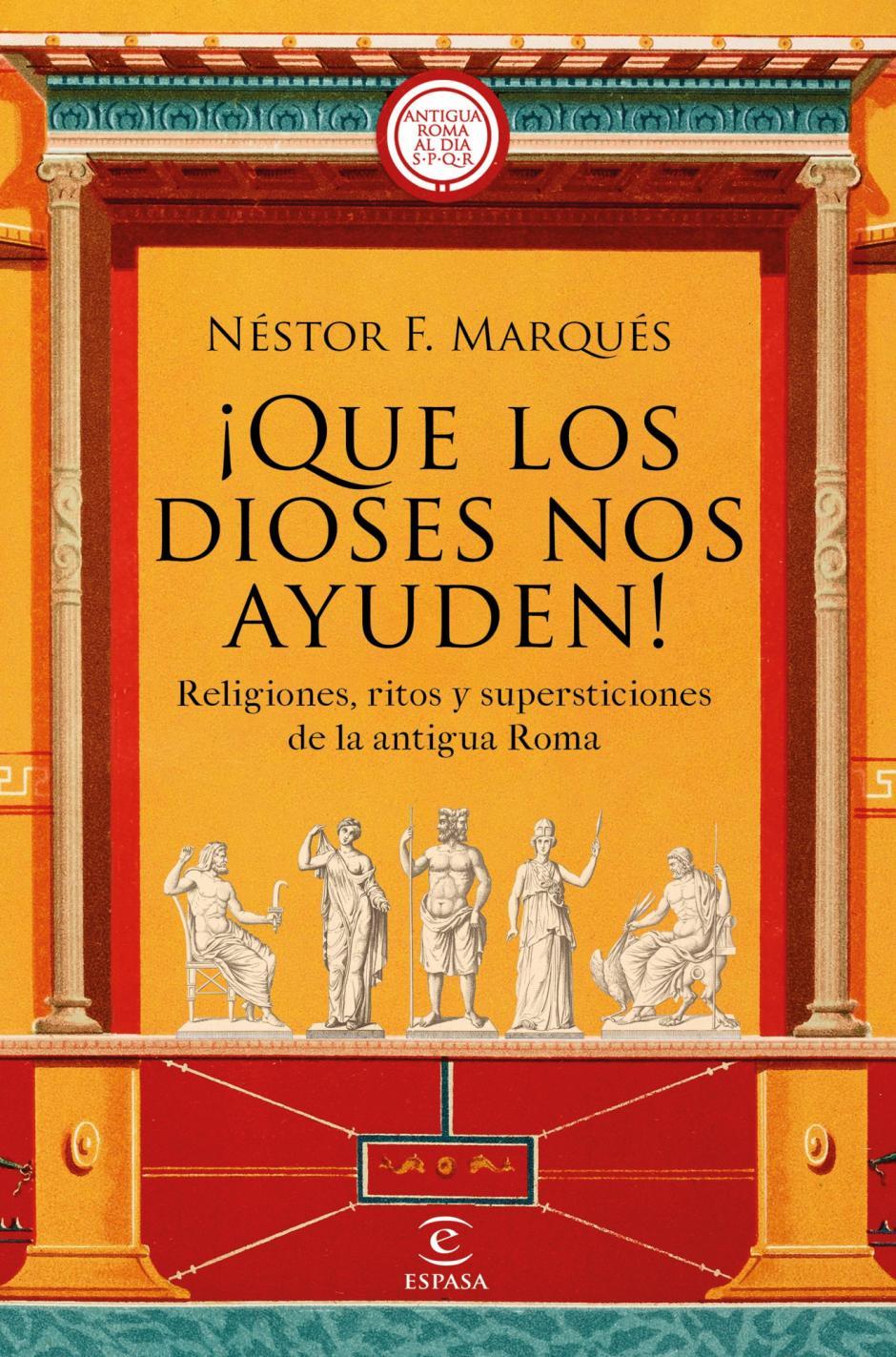 Portada de la última obra de Néstor F. Marqués