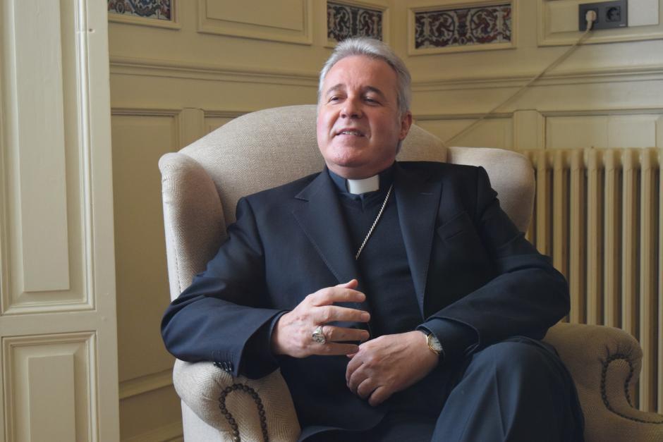 El arzobispo de Burgos repasa con nosotros la actualidad de la Iglesia