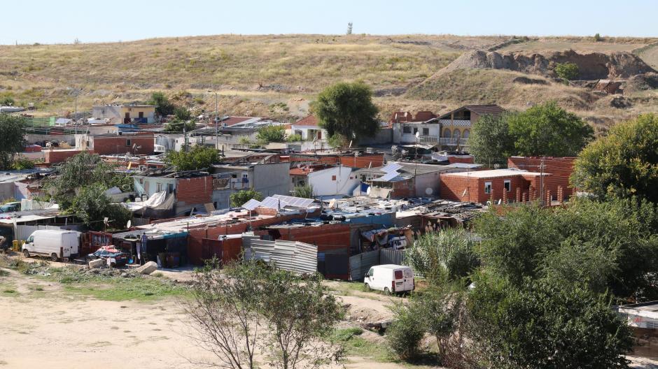 Una parte del Sector 6 de la Cañada Real
