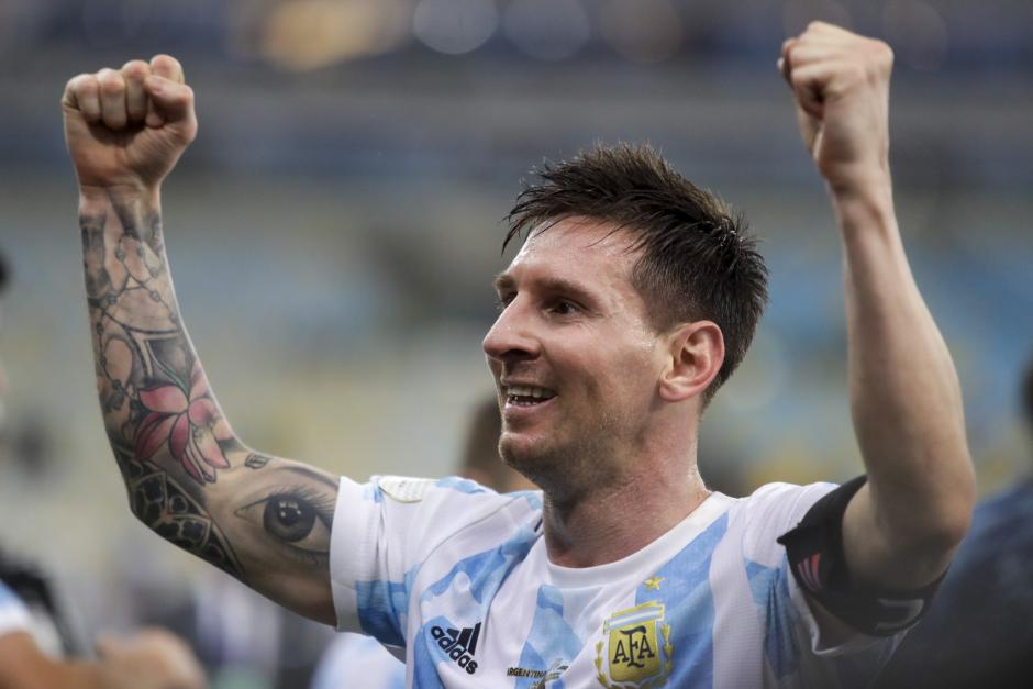 Messi compite con Cristiano de cara al Mundial de Catar 2022